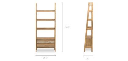 dimension of Spot Shelf