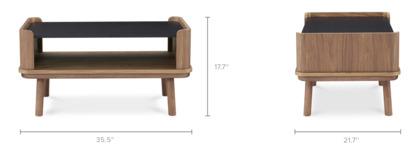 dimension of Strato Coffee Table