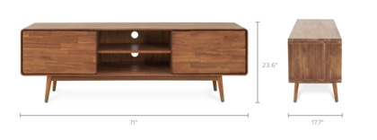 dimension of Almo TV Stand