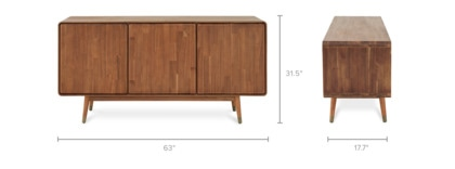 dimension of Almo Sideboard